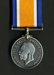 British WWI War Medal.